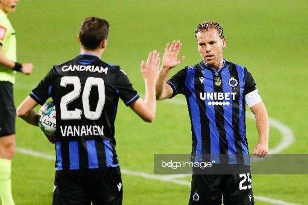 Club Brugge kan eerste achtervolger Antwerp op 22 punten zetten