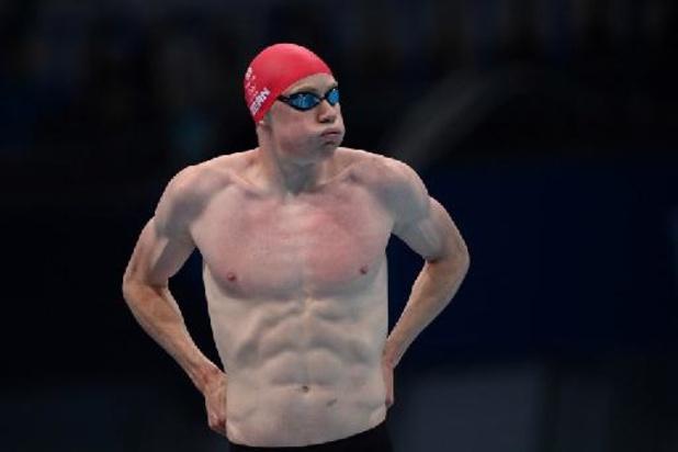 OS 2020 - Goud en zilver voor Britten op 200 meter vrije slag