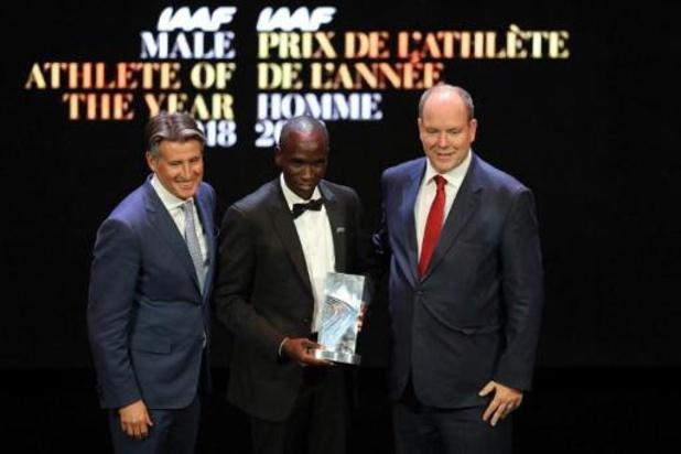 Les cinq finalistes au titre d'Athlète mondial masculin de l'année révélés par l'IAAF