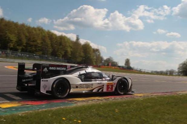 Les Six Heures de Spa-Francorchamps reportées