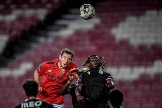 Belgen in het buitenland - Jan Vertonghen neemt met Benfica stevige optie op finaleplaats in Beker