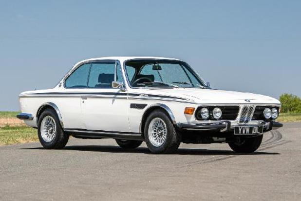 Jamiroquai-frontman verkoopt 3 zeldzame BMW's