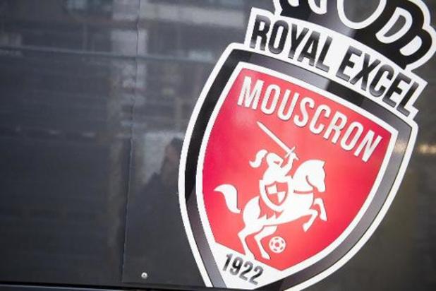 La CBAS attribue une licence pour le football professionnel à Mouscron