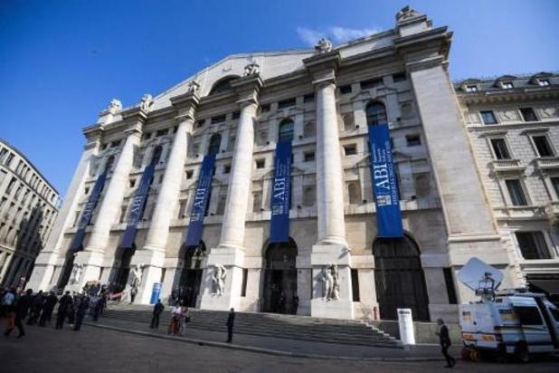 La Bourse de Milan ouvrira lundi