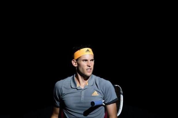 ATP Vienne - Dominic Thiem ravit son public et se hisse en finale