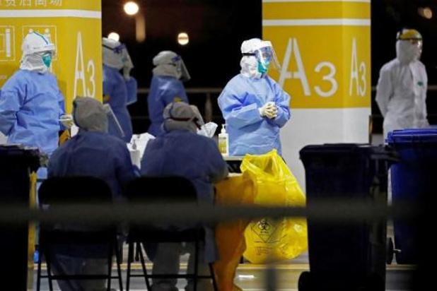 Shanghai: dépistage massif à l'aéroport après six cas de Covid