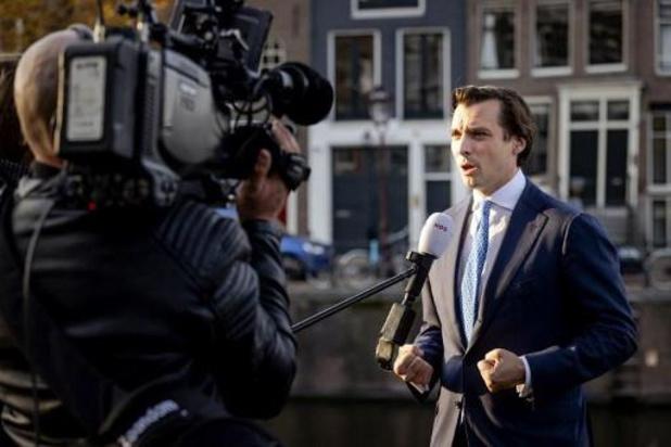 Strijd escaleert binnen Nederlandse partij FVD waar uittocht gaande is