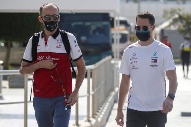 GP d'Italie: Robert Kubica remplacera encore Kimi Raikkonen chez Alfa Romeo