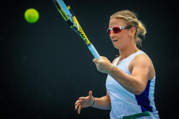 Ysaline Bonaventure éliminée au 2e tour face à Krejcikova, lauréate de Roland-Garros