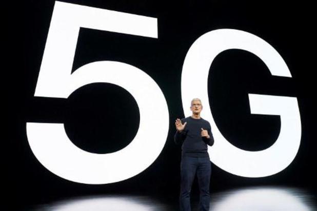 Nieuwe iPhones hebben 5G-connectiviteit