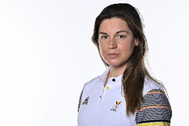 Sette Colli - Fanny Lecluyse verbetert haar Belgisch record op 200m school