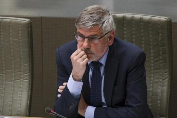 Filip Dewinter (VB) verwikkeld in schermutseling in Antwerpen