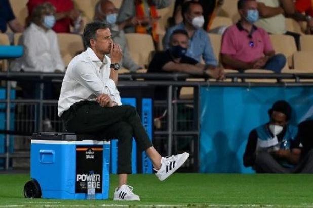 """EK 2020 - Enrique baalt na draw, Zweedse bondscoach """"heel tevreden"""""""