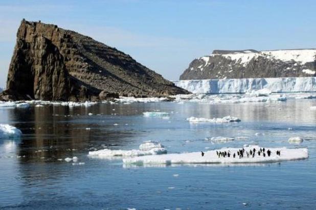 Un impact météorique de 430.000 ans découvert au-dessus de l'Antarctique