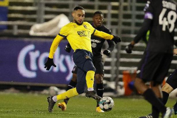 Loïc Lapoussin rempile pour deux saisons à l'Union Saint-Gilloise