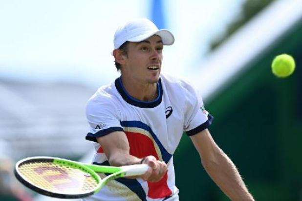 ATP Eastbourne - Victoire d'Alex de Minaur
