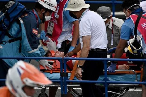 OS 2020 - Amerikaanse BMX'er Connor Fields mag het ziekenhuis verlaten