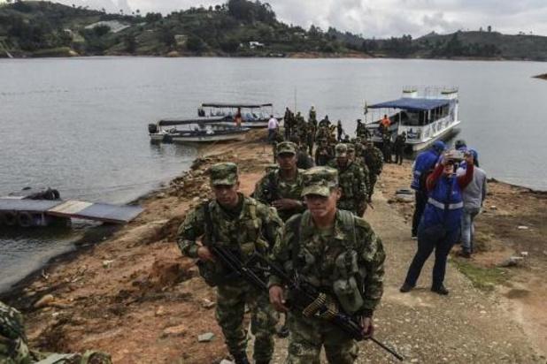 Machtige drugsbaas gevat in Colombia