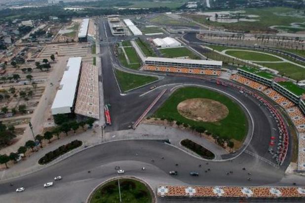 Le GP du Vietnam définitivement annulé pour 2020, incertitudes pour 2021