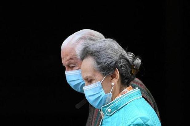 Meer dan 280 nieuwe overlijdens in Spanje