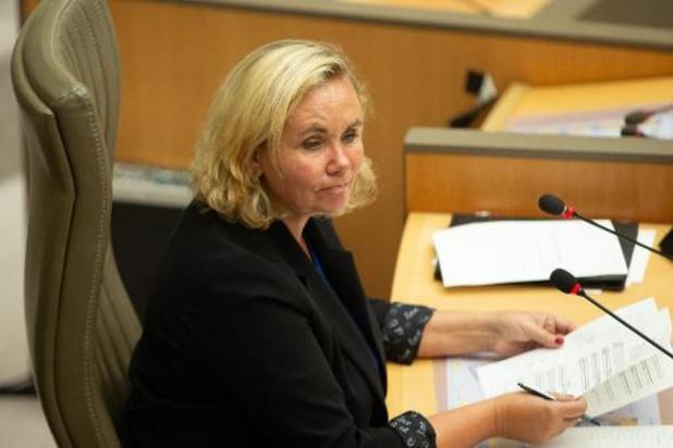 Le groupe de travail institutionnel du parlement flamand a commencé ses travaux