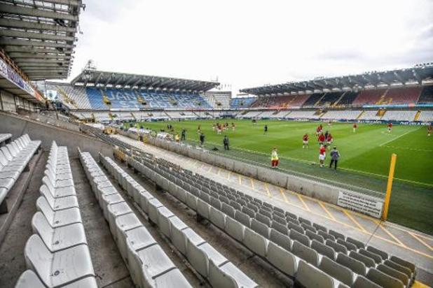 Club Brugge stelt voorlopige plannen nieuw stadion voor