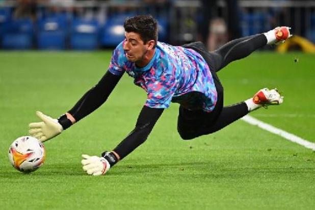 Belgen in het Buitenland - Swingend Real, zonder Hazard, vernedert Mallorca, geen clean sheet voor Courtois