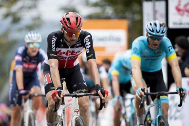 Lotto Soudal rekent op Tim Wellens en John Degenkolb in Ronde van Vlaanderen