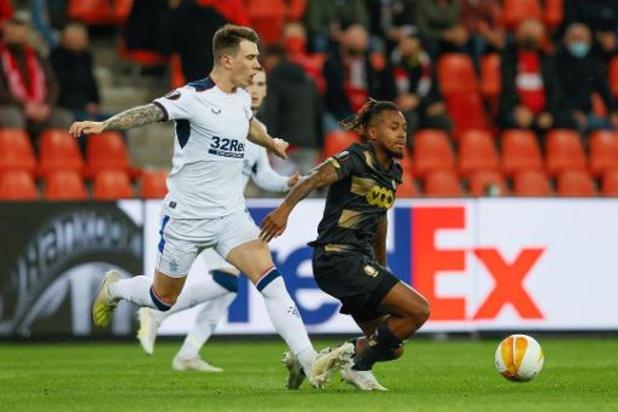 """Europa League - Samuel Bastien en Arnaud Bodart zagen een offday bij Standard: """"Waren niet op niveau"""""""