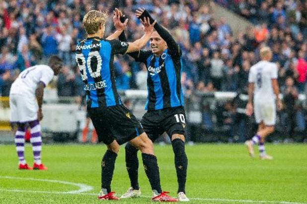 Jupiler Pro League - Bruges empoche les trois points face au Beerschot après une partie mouvementée