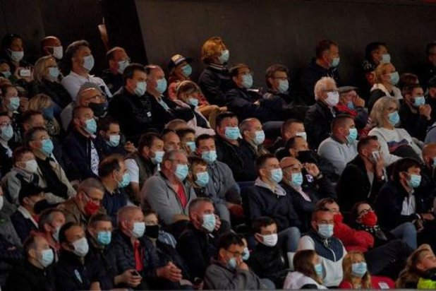 Opnieuw meer dan 7.000 nieuwe coronagevallen in Frankrijk