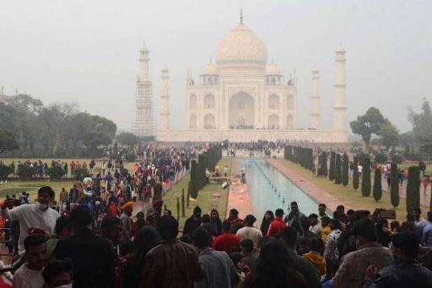Inde: alerte à la bombe au Taj Mahal