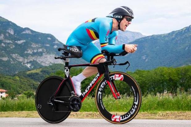 Mondiaux de paracyclisme - Ewoud Vromant, 3e de la course sur route, troisième médaille belge à Emmen