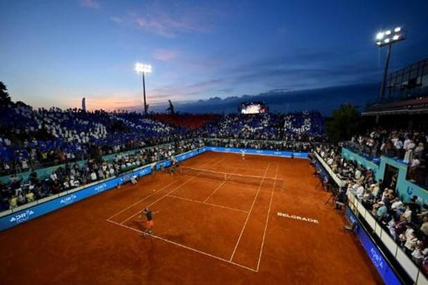 La suite de l'Adria Tour annulée après le contrôle positif de Djokovic