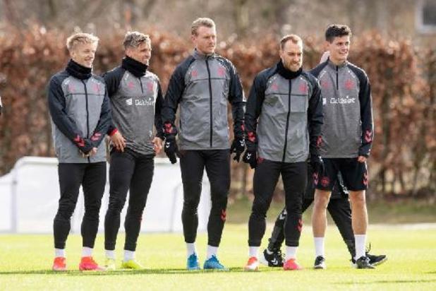 EK-tegenstander Denemarken oefent begin juni tegen Duitsland