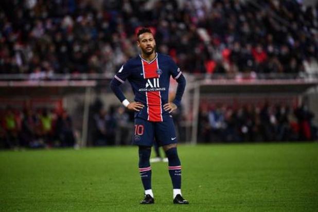 """Ligue 1 - Neymar krijgt geen straf na """"aap-incident"""", Alvaro Gonzalez evenmin"""