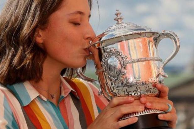 Classement WTA - Iga Swiatek bondit de la 54e à la 17e place, Elise Mertens quitte le top 20