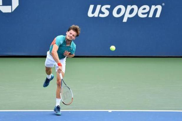 David Goffin valt uit top tien na US Open
