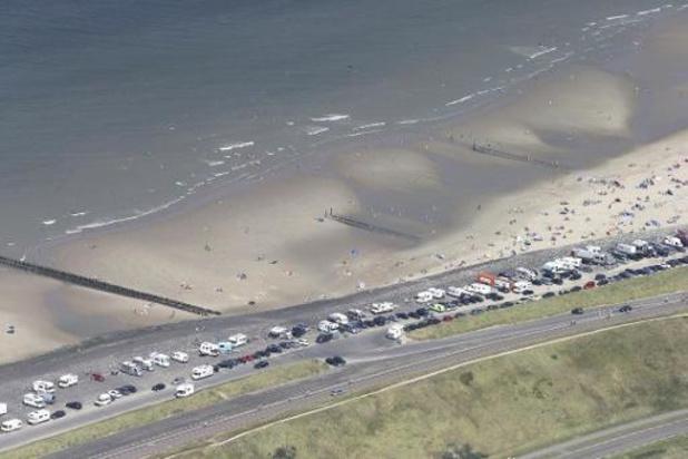 Gouverneur West-Vlaanderen vraagt toeristen niet naar de kust te komen
