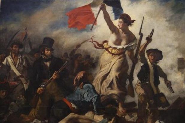Herontdekte tekening Delacroix onder de hamer bij Christie's