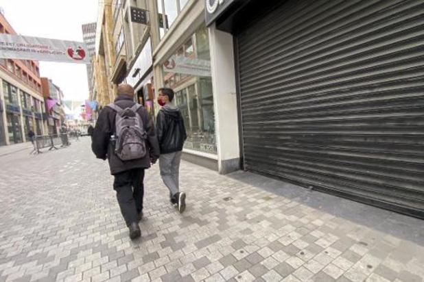 Winkeliers willen op 28 november heropenen