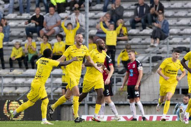 1B Pro League - Lierse Kempenzonen hakt RDWM met 4-1 in de pan