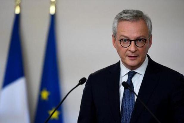 Frankrijk stelt herstelfonds van maximaal 900 miljard euro voor