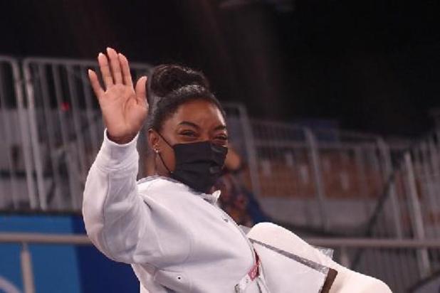 OS 2020 - Simone Biles geeft ook forfait voor finales van zondag