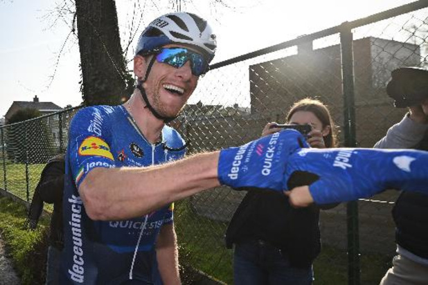 Sam Bennett hoopt ook in Gent-Wevelgem te sprinten om zege