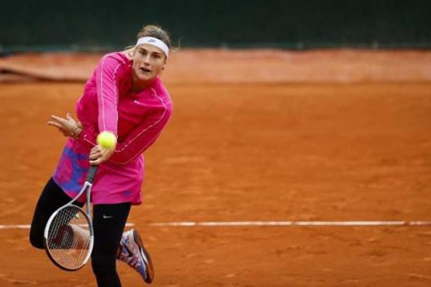 Aryna Sabalenka remporte une finale 100% biélorusse du tournoi WTA d'Ostrava