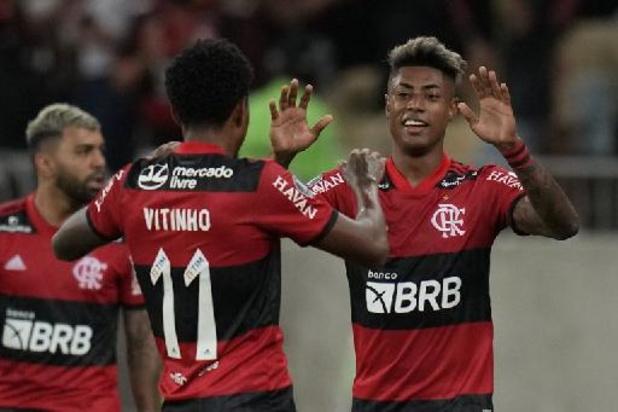 Flamengo neemt optie op finale