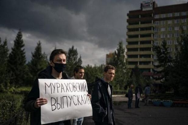 """Weigering om Navalny naar buitenland over te brengen is """"zuiver medisch"""""""