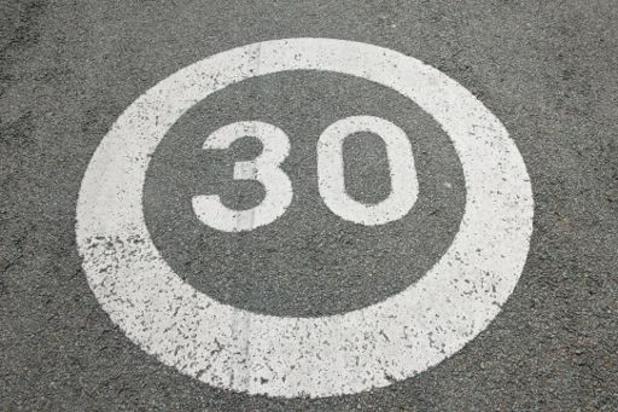 Nieuw op 1 februari - GAS-boetes mogelijk voor lichte snelheidsovertredingen
