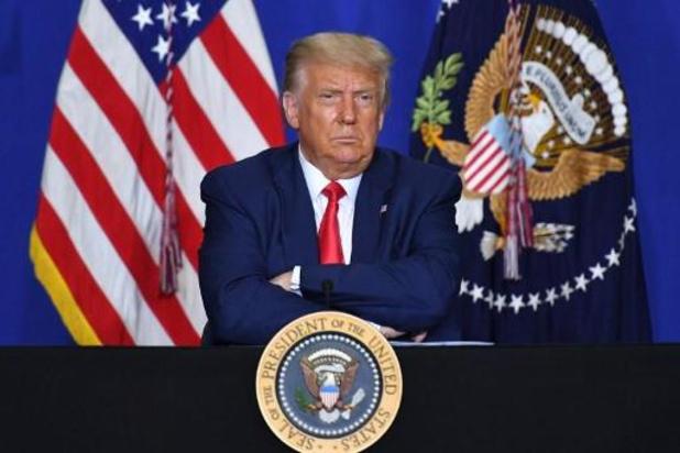 "Trump dément avoir souffert de ""mini-AVC"" en novembre dernier"
